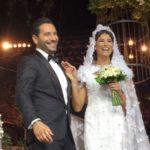وسام بريدي وريم السعيدي يحتفلان بزفافهما