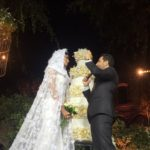 صور حفل زفاف الإعلامي وسام بريدي من عارضة الازياء ريم السعيدي (Photo: Facebook Images)