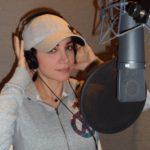 ديانا حداد في الاستوديو - سبتمبر 2017