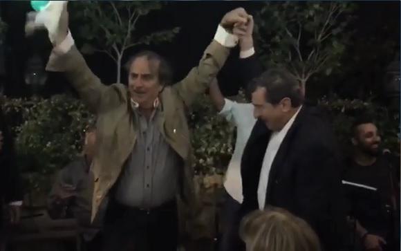بالفيديو: إيلي فرزلي يدبك، ونجوى كرم تتغزل به وتستذكر كركلا
