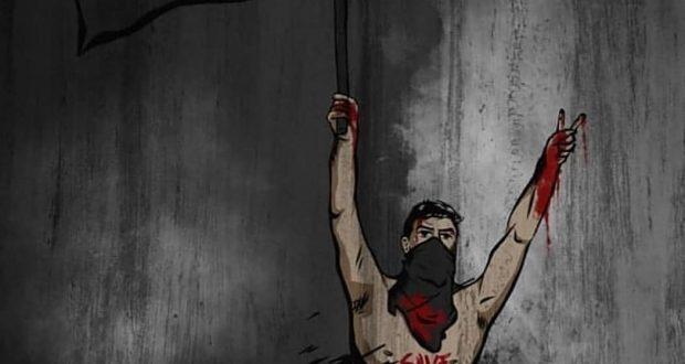 نجوم العراق يتضامنون مع المتظاهرين باعمال فنية وطنية