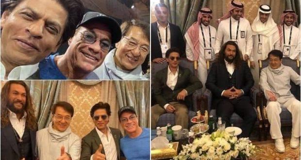 تكريم فان دام في الرياض (فيديو)